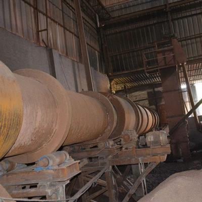 Bentonite Granules Refining Process